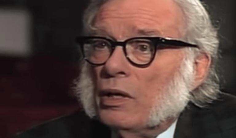 5 Fantastic Quotes from Isaac Asimov