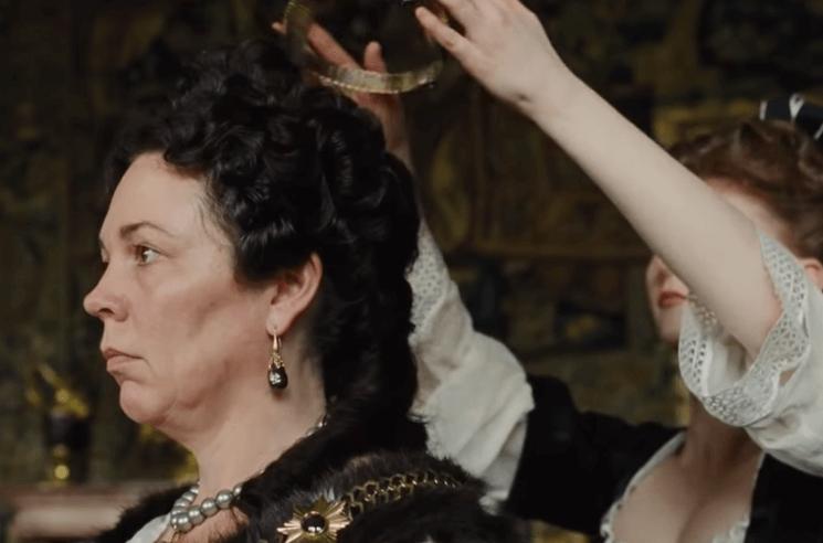 The Favourite: A Royal Power Struggle