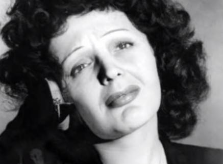 Édith Piaf.