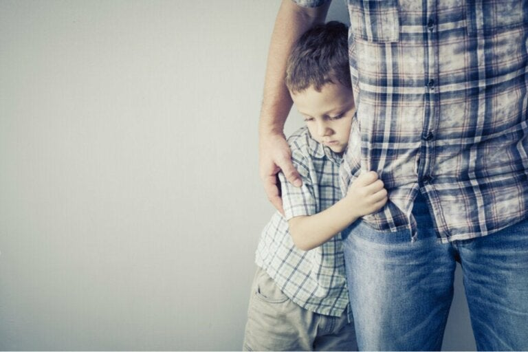 How to Act When Your Child is Afraid