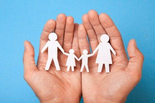 Family myths can hide family secrets.