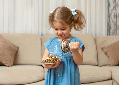 Fruit Snack Challenge: Instilling Self-Control in Children