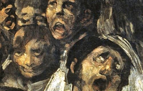 "The Psychology of Goya's ""Black Paintings"""