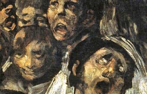 "The Psychology of Goya's ""Black Paintings"""