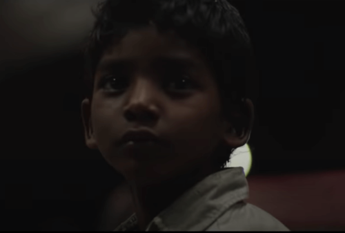 Saroo Brierley was adopted by an Australian family.