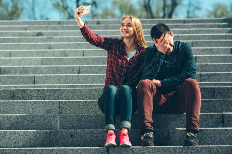 The Pathological Distance Between How We Feel and What We Share on Social Media