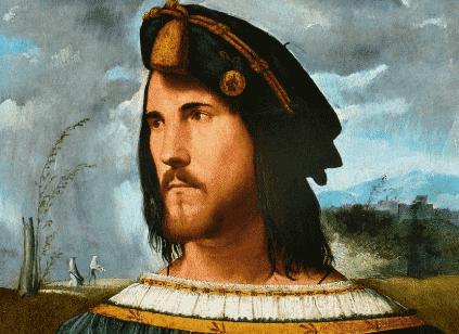 Cesare Borgia, Machiavelli's Prince