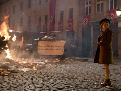 The protagonist of The Book Thief.