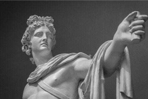 The Myth of Apollo, the God of Prophecy
