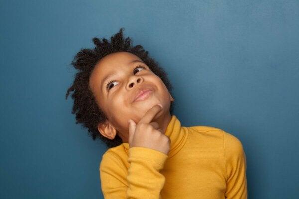 A child's future episodic thinking.