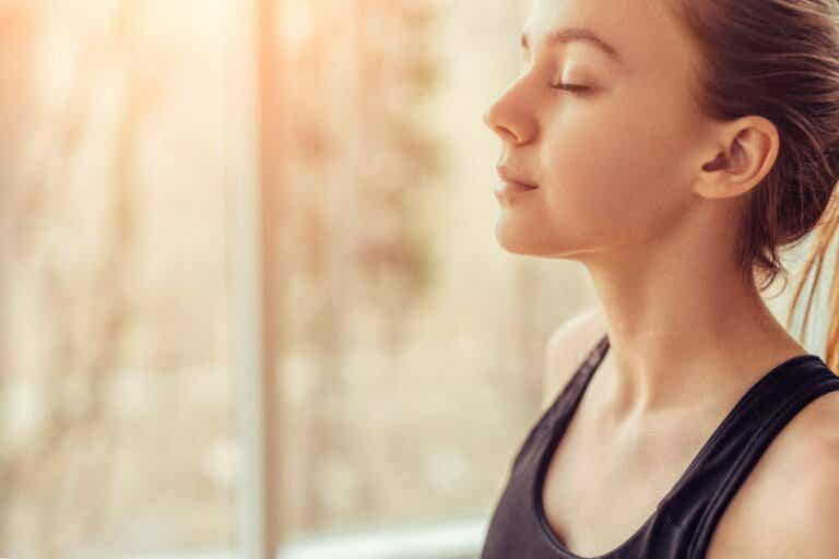 The Emotional Self-Control Over Anxiety