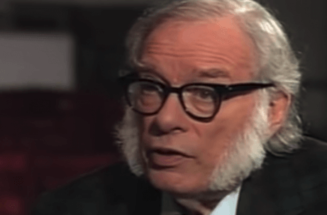 Isaac Asimov, The Power of Psychohistory