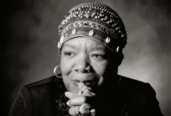 Maya Angelou Knows Why the Caged Bird Sings
