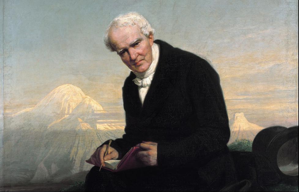 Humboldt: Explorer Extraordinaire