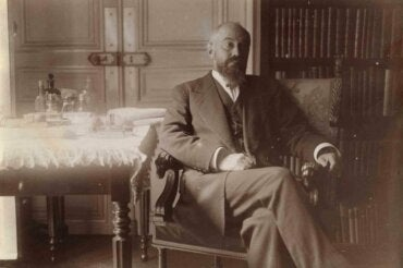 Pierre Janet, one of the Founding Fathers of Psychology