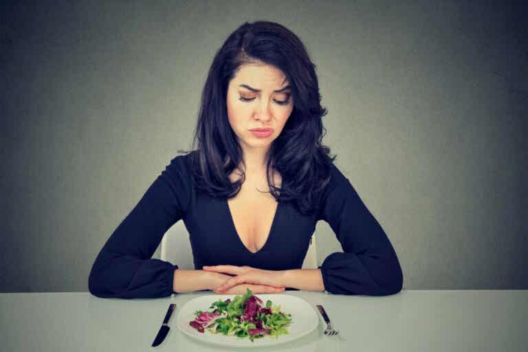 Food Phobias Aren't Due to Fear of Gaining Weight