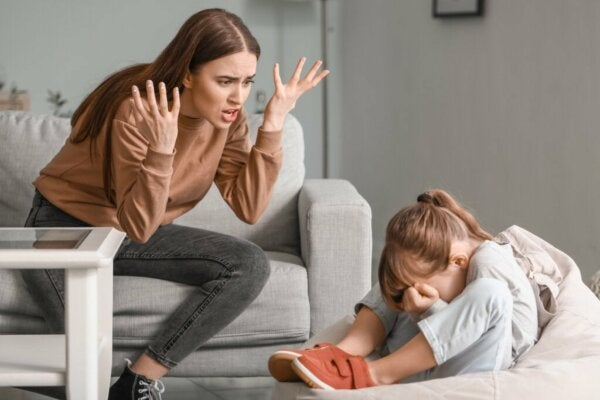 Parents Who Lose Patience with Their Children