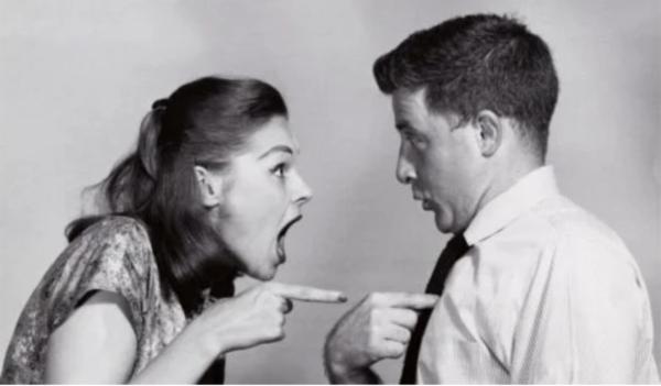 People sabotaging their relationship.