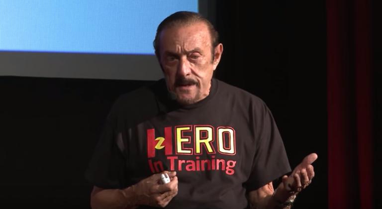 Philip Zimbardo, Author of The Lucifer Effect