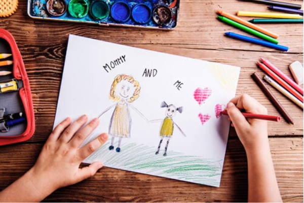 Children's Drawings: A Window to Their Inner World