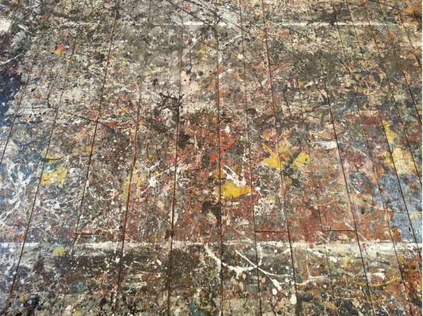 Jackson Pollock: A Janusian Genius