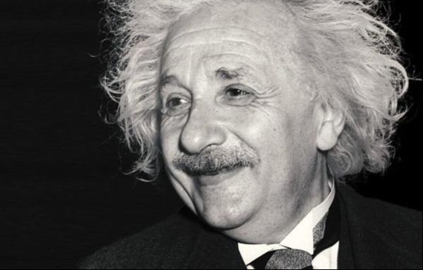 Albert Einstein, whose views on human compassion changed lives.