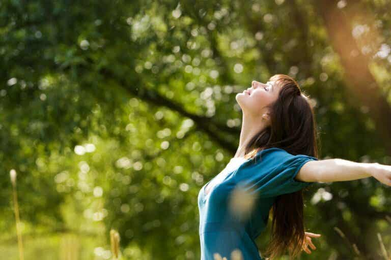 Does Nature Relieve Your Stress?