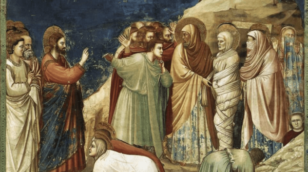 A painting by Giotto.