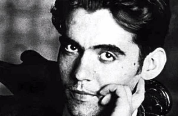 Five Wonderful Phrases by Federico García Lorca