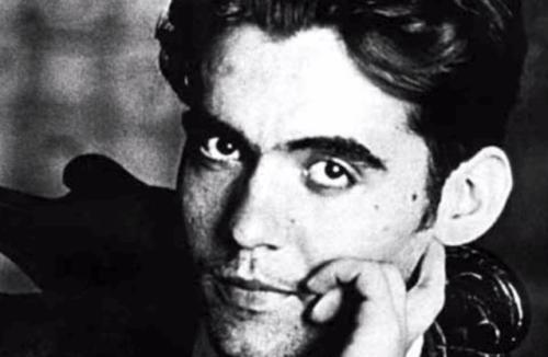 Five Wonderful Phrases by Federico García Lorca