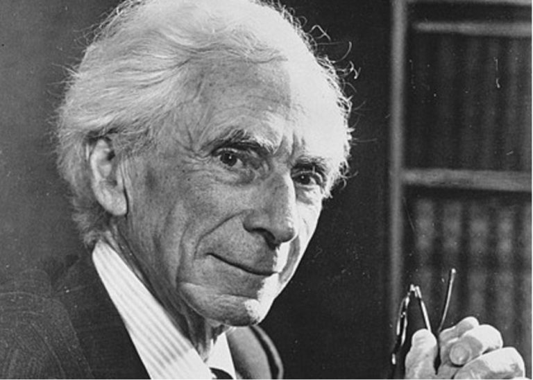 Bertrand Russell: Five Phrases to Think About