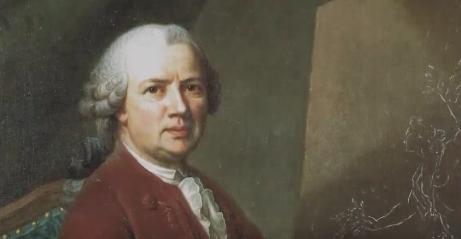 A portrait of Leonhard Euler.