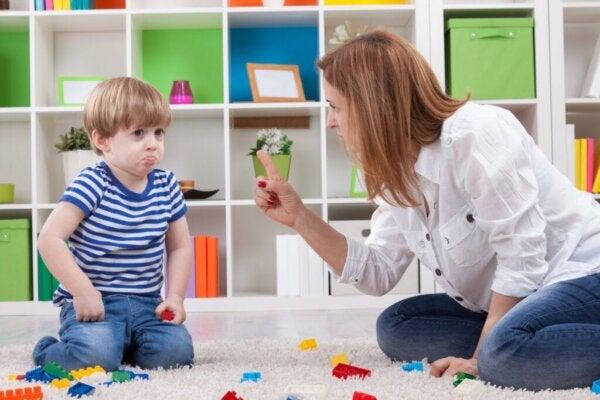 Disobedient Children: 5 Strategies