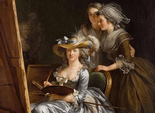 Adelaide Labille-Guiard: Art in the French Courts