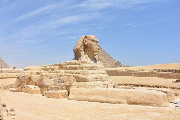 The Sphinx.