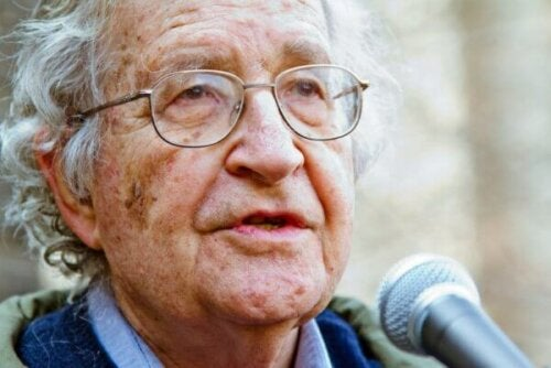 The Linguistic Theory of Noam Chomsky