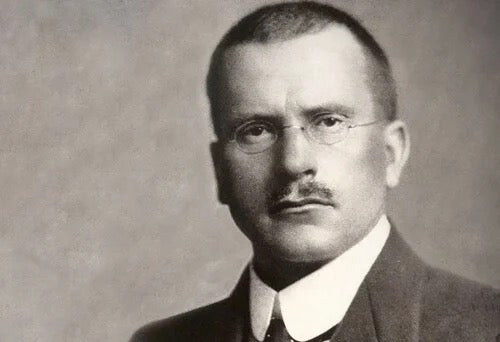 Carl Jung, member of The Eranos Circle.