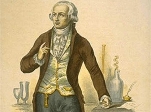 Antoine Lavoisier, the First Modern Chemist