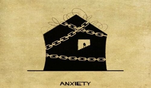 Anxiety as a jail.