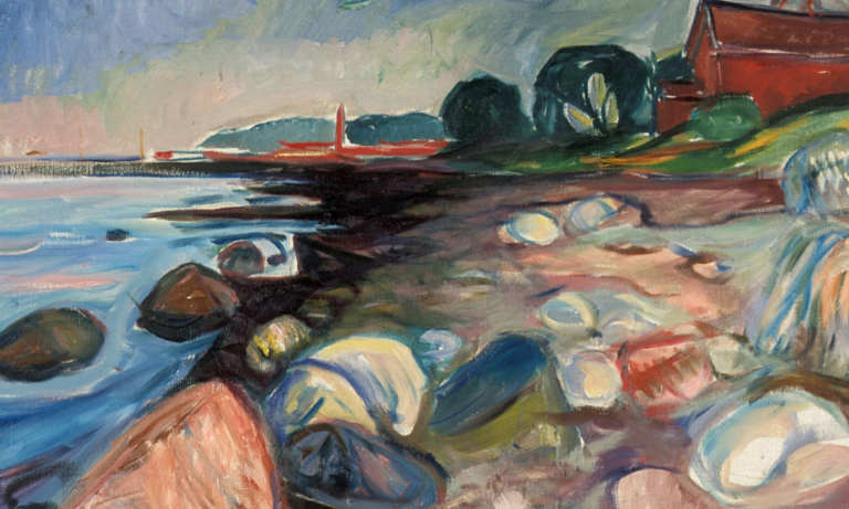 Surprising Facts and Quotes about Expressionist Painter Edvard Munch