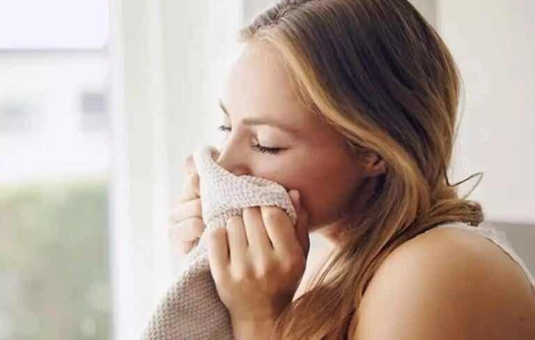 Your Partner's Smell Can Relax You