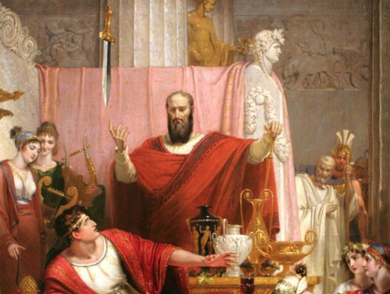 The Sword of Damocles Legend
