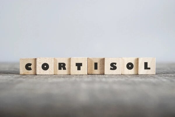 The word cortisol.