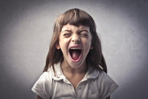 Aggressive behavior in children.