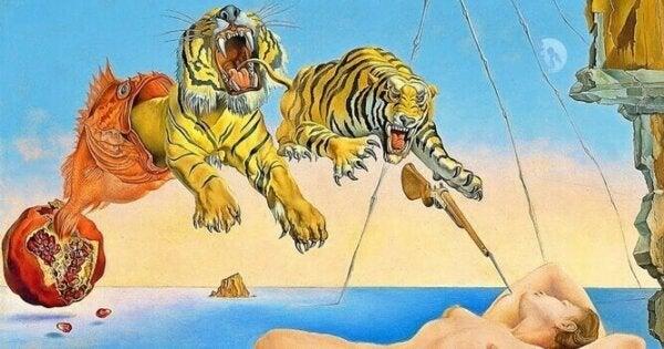 A Dalí painting.
