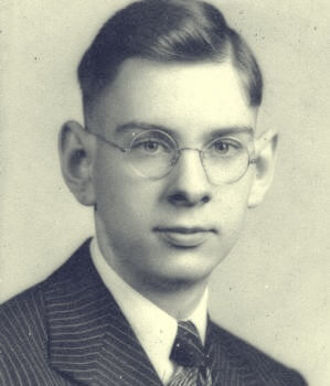 A young Bill Porter.