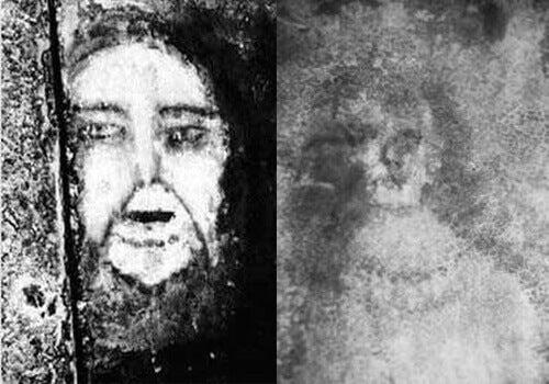 Faces of Belmez.