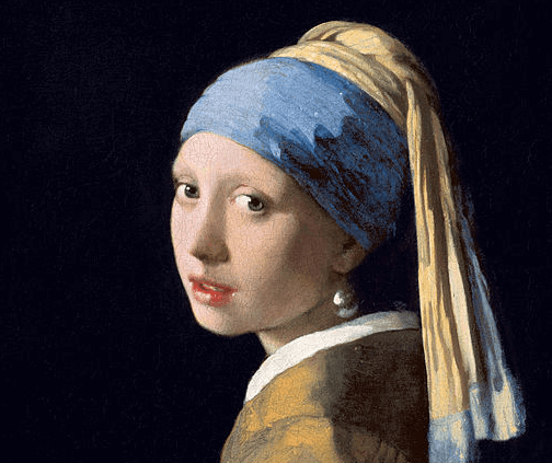Vermeer and the Girl with the Pearl Earring
