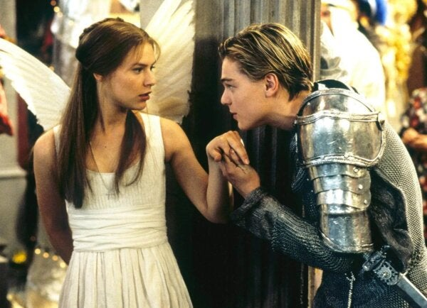 A scene from Romeo and Juliet.