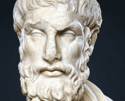 Greek Philosopher Epicurus and His Pursuit of Happiness